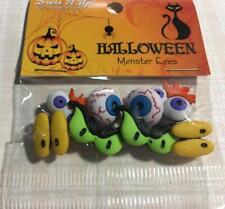 Dress it up Halloween Buttons