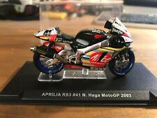N Haga Aprilia RS3 2003(1/24 scale)