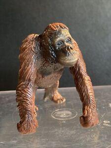 Schleich Orangutan Female, 2002, Retired, Rare Item.