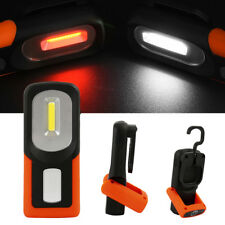 NEW COB LED Magnetic Work Light Car Garage Mechanic Home Rechargeable Torch Lamp