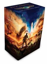 THE KANE CHRONICALS TRILOGY Boxed Complete Set Rick Riordan Box 3 books NEW pb