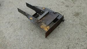 Massey ferguson 1030 front chassis/ front weight frame for compact tractor