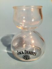 Jack Daniels Old No.7 Whiskey On Water 2oz Chaser Shot Glass~NEW~