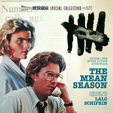 The Mean Season - Complete Score - Limited 1200 - OOP - Lalo Schifrin