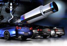 Tomei Expreme Titanium Catback Exhaust System - Nissan Skyline R33 GTR Godzilla