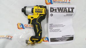 New Dewalt Xtreme DCF801B 12V Max Li-Ion Brushless 3-Speed Impact Driver