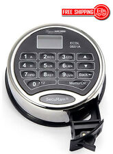 SecuRam L22-II Keypad-Time Delay, SuperCode, 30 Users, Audit Trail, Dual Control