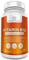 Vitamin B12 Methylcobalamin 1000mcg 180 Tablets (6 Month Supply)
