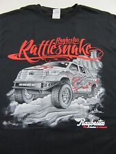 CAR QUEST Auto Parts RAYBESTOS Rattlenake Black T Shirt Size XXL (NWOT)