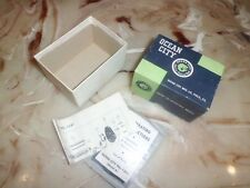 Box & Manual for Vintage Ocean City 1581 Baitcasting Reel made in Usa