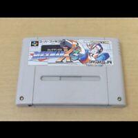 Rockman Megaman X3, Capcom, Nintendo Super Famicom SF SNES Japan Game