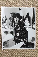 Motley Crue Nikki Sixx Original Theatre Of Pain Promo Album Photograph 1985 1986