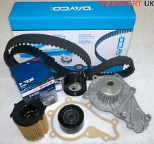 FORD FIESTA FUSION 1.4 DIESEL TDCI CAMBELT TIMING BELT WATER PUMP KIT 2002-2012