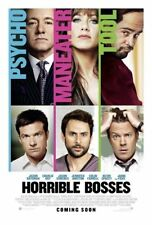 """35mm Feature Film Trailer """"HORRIBLE BOSSES"""" ~~  in 3-D  ~~"""
