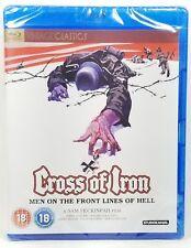 Cross of Iron DVD StudioCanal Vintage Classics Sam Peckinham UK IMPORT REGION B