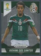 PANINI PRIZM 2014 WORLD CUP- #147-MEXICO-GIOVANI DOS SANTOS