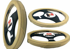 Sportz Grip Steering Cover for Honda City- Beige(113)