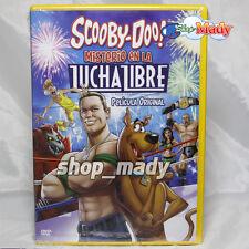 Scooby-Doo! Misterio en la Lucha Libre  -1 DVD Región 1 y 4 Español Latino