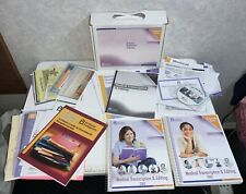 At Home Professions Medical Transcription CD Set Manuals Course One