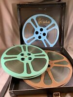 16mm Film Feature: 3 reels All The Presidents Men Signed Reel a450
