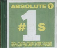ABSOLUTE #1s - VOL 1 - VARIOUS ARTISTS  - CD