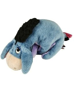 "Eeyore Winnie The Pooh Plush Stuffed Toy 9"" 100 Acre Collection Gund Vintage"