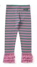 Matilda Jane Take Me Home Leggings Girls Size 6 NWT In Bag Make Believe Stripe