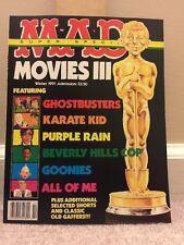 MAD Magazine Winter 1991 Movies 3