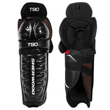 SherWood T90 Next Generation Senior Shin Guards  Size 14""
