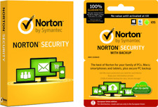 Norton Internet Security Premium 3 Device for Preferred for Windows and Mac OS