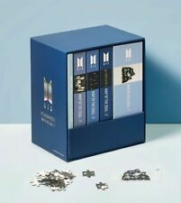 BTS Map of the Persona : 7 Official JIGSAW Puzzle 4PCS Set