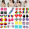 10 Pairs Pasties Breast Nipple Cover Self Adhesive Disposable Sticker Pad Lots