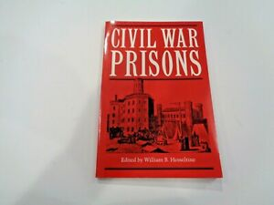 """""""Civil War Prisons"""" Softcover Book by Hesseltine- Eight Printing 1995"""