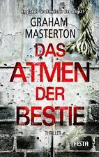 Das Atmen der Bestie von Graham Masterton (2012, Taschenbuch)