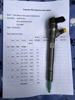 Jeep Cherokee MK3 2.8 CRD 0445110218 Diesel Fuel Injector Reman With Report
