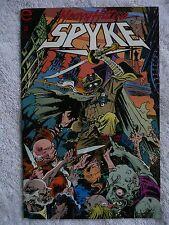 SPYKE #2 (Epic Comics 1993) • Heavy Hitters • M/NM