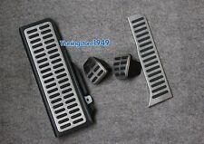Fuel Brake Foot Rest MT Pedals For VW GOLF 5 6 MK5 MK6 JETTA 5 EOS Scirocco LHD