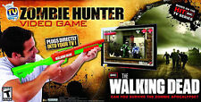 Zombie Hunter Video Game: The Walking Dead (TV game systems, 2012)