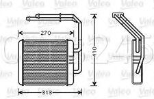 IVECO Daily 1999- Wärmetauscher Heizungskühler Valeo 500344178
