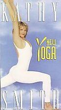 Kathy Smith - New Yoga (VHS, 1994)