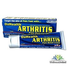 114g OZHEALTH Arthritis Pain Relief Cream OZ HEALTH with Glucosamine Plus+