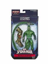 Marvel Legends Scorpion Figure spider-man Molten Man new