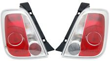 2 FEUX ARRIERE FIAT 500 C CABRIOLET 1.4 ABARTH 10/2007-07/2015