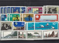 German Democratic Republic mint never hinged stamps Ref 13798