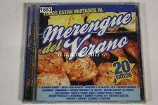Todos Estan Invitados Al Merengue Del Verano 20 Exitos Music CD