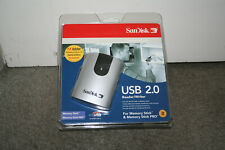 SanDisk ImageMate SDDR-97-A15 USB 2.0 Reader/Writer Memory Stick/MS Pro -new
