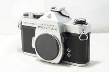 Asahi Pentax Spotmatic SP SLR Checked Working [4209719]