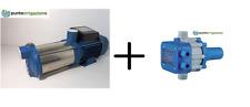 Elettropompa silenziosa pompa autoclave autoadescante AG 100 HP 1,0 multigirante