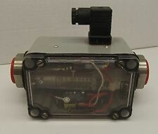 "Lake Monitors N4S7WD05-LPM Water Switch Sensor  AMAT 1270-01778 1"" NPT"