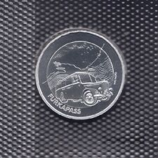 SWITZERLAND 20 FRANCS 2019 FURKA PASS SILVER UNC